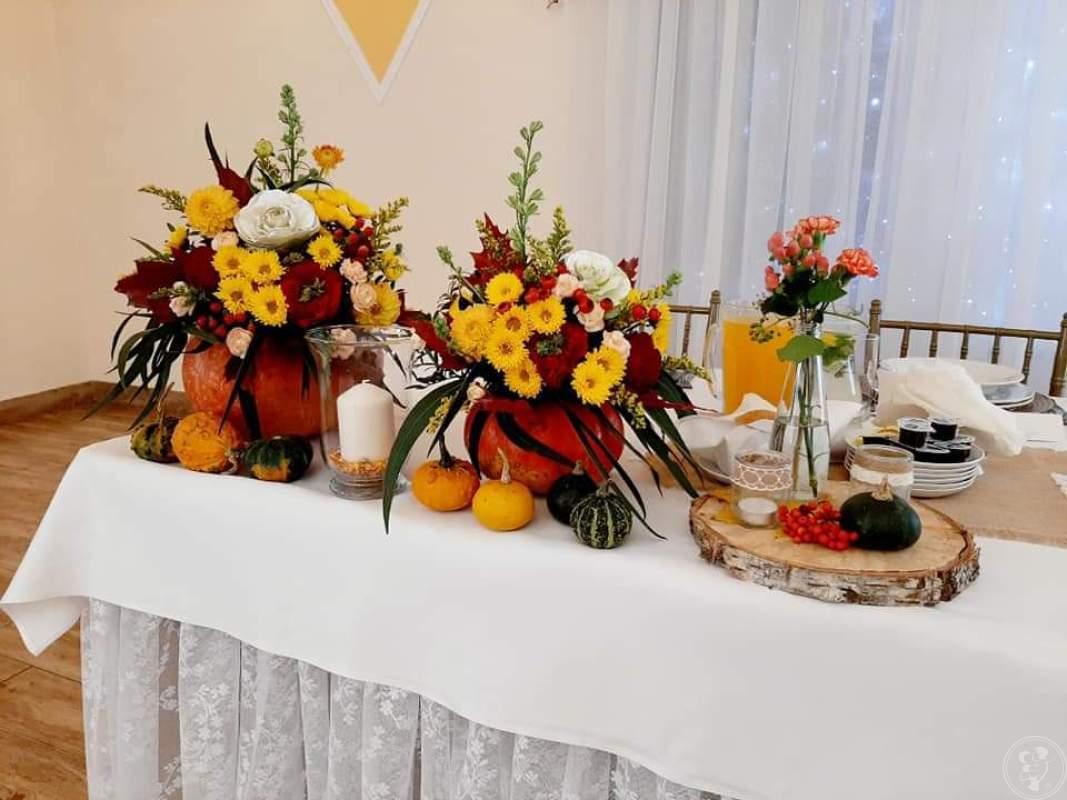 w dobrym stylu. Rękodzieło i dekoracje ślubne. Florystyka, papeteria, Koneck - zdjęcie 1