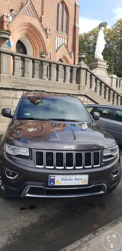 Auto do Ślubu Jeep Grand Cherokee, Warszawa - zdjęcie 1