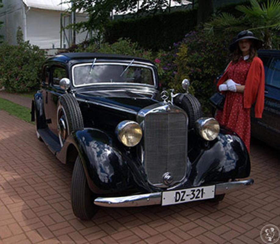 Klasyczne samochody do ślubu- muzeum gryf, Wejherowo - zdjęcie 1