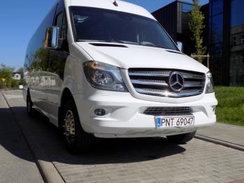 KEN-TUR - transport gości weselnych - komfortowe busy 9-28 miejsc, Wynajem busów Piotrków Trybunalski