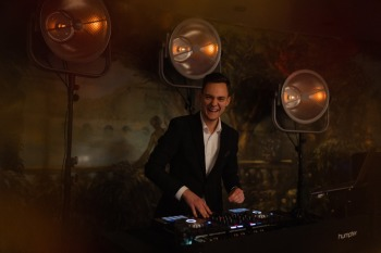 Bartłomiej Tauber - DJ/Konferansjer, DJ na wesele Mosina