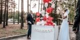 Balonowy prezent, balony z helem, balony led, napis L O V E, Bydgoszcz - zdjęcie 2
