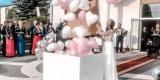Balonowy prezent, balony z helem, balony led, napis L O V E, Bydgoszcz - zdjęcie 5