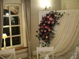 Pracownia Kwiatów Agaty Polej - dekoracje i florystyka ślubna,  Ciechanów