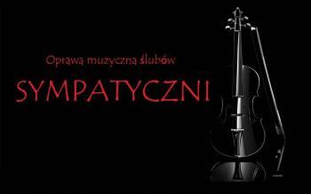 Sympatyczni - Oprawa muzyczna ślubów, Oprawa muzyczna ślubu Koszalin