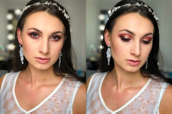 Makijaż Ślubny, makijaż Fotograficzny - MakeUp Anita Suska, Makijaż ślubny, uroda Białobrzegi