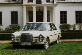 MERCEDES 280 SE 4.5 1972, Samochód, auto do ślubu, limuzyna Celestynów