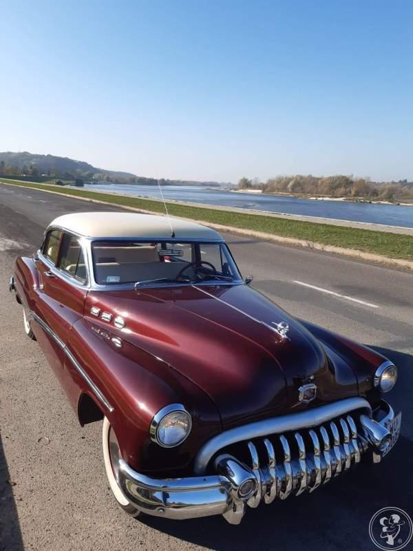 Buick 1950 Amerykański klasyk do ślubu, Warszawa - zdjęcie 1