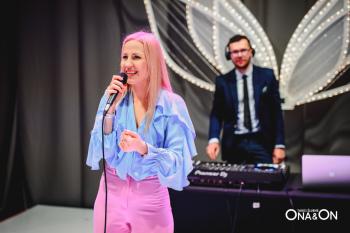 Na szczęście! - duet Dj & wokalistka, DJ na wesele Tyszowce