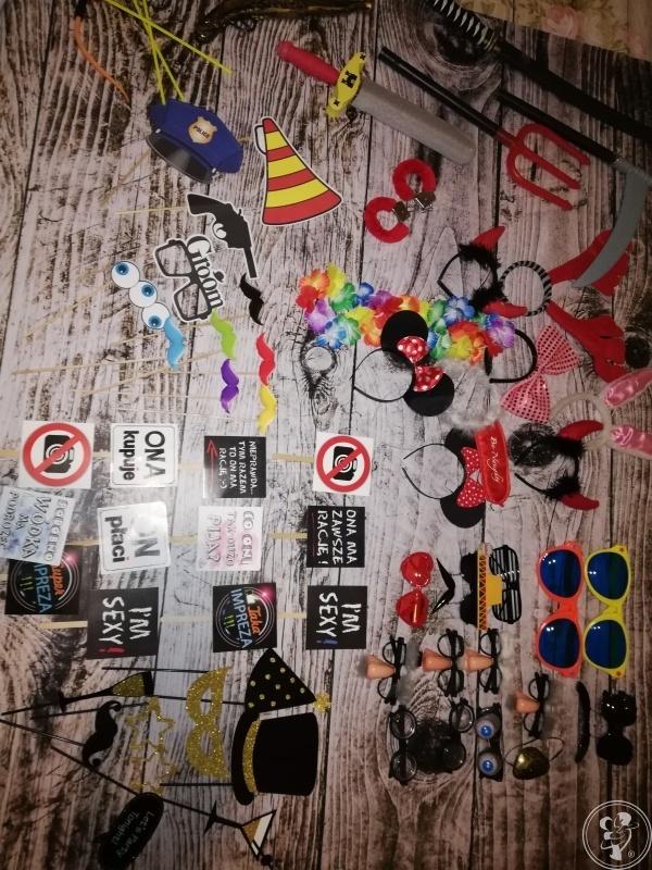 Atrakcje Weselne Fotobudka Ciężki Dym Napis LOVE MIŁOŚĆ Balony z helem, Bochnia - zdjęcie 1