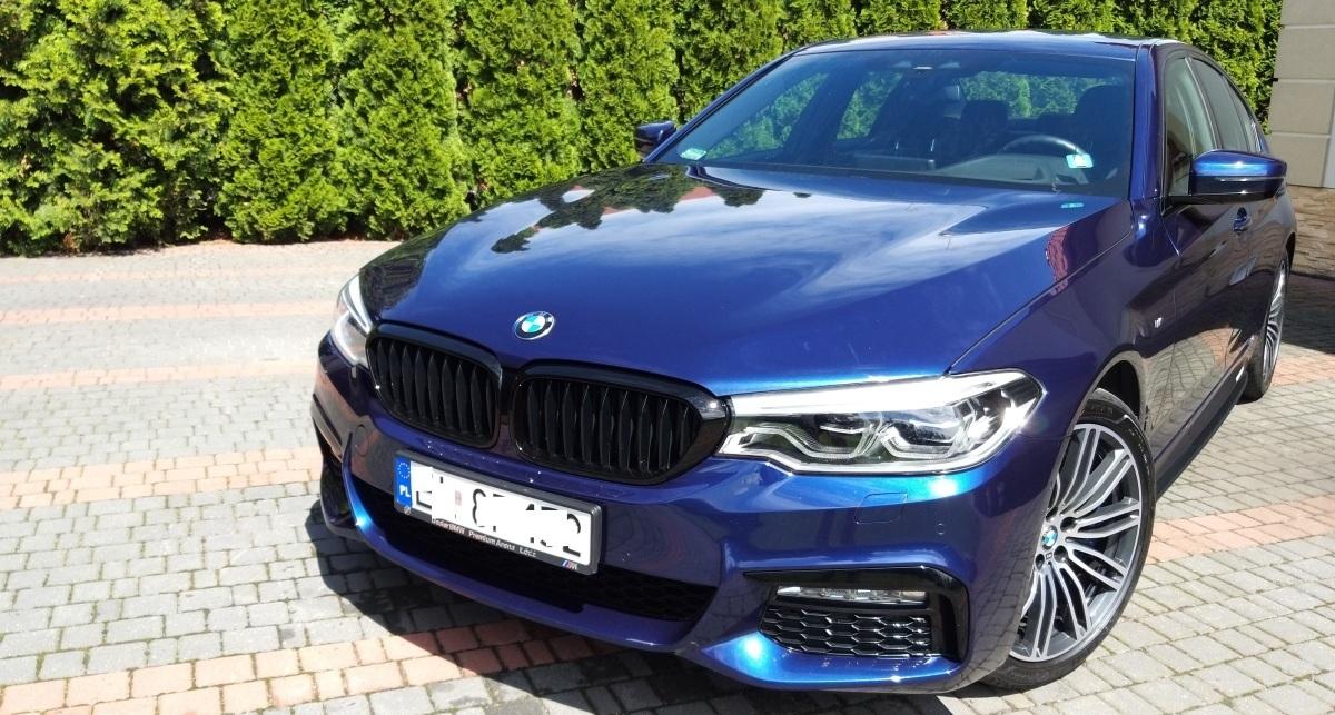 BMW serii 5 540i G30 M Performance, Kutno - zdjęcie 1