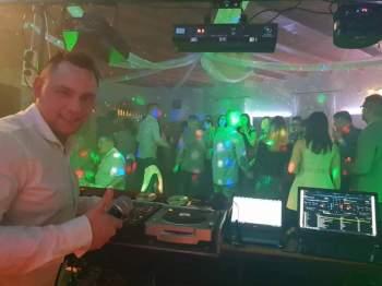 Mateusz Majsner  DJ MATEX na Twoją okoliczność!, DJ na wesele Lwówek