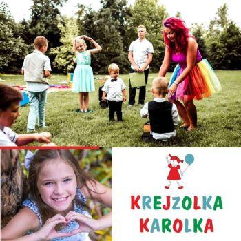 Krejzolka Karolka - więcej niż impreza, więcej niż zabawa, Animatorzy dla dzieci Dąbrowa Górnicza
