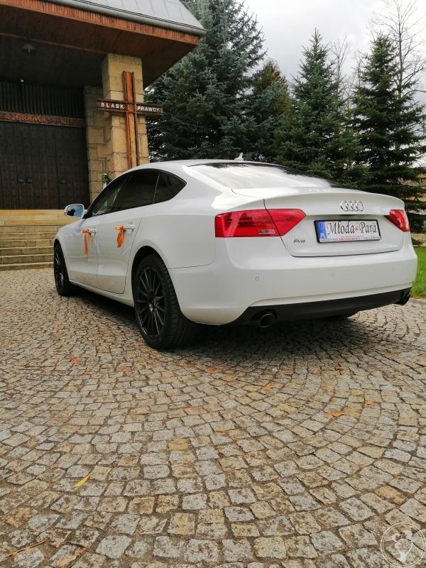 Audi a5 do ślubu, Nowy Sącz - zdjęcie 1