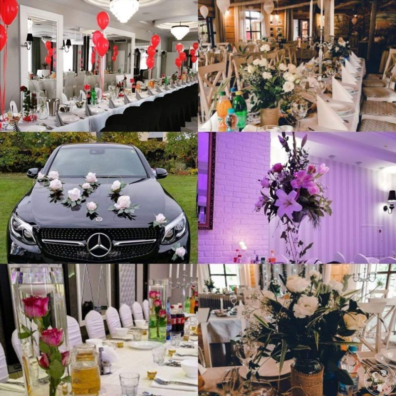 Piękne dekoracje na Twój wymarzony ślub, Ostrołęka - zdjęcie 1