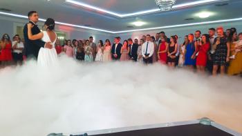 Taniec w chmurach - Ciężki dym | Chuavet nimbus| Fotobudka, napis LOVE, Ciężki dym Oświęcim