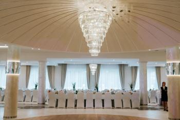 Hotel i Restauracja Belweder, Sale weselne Mońki