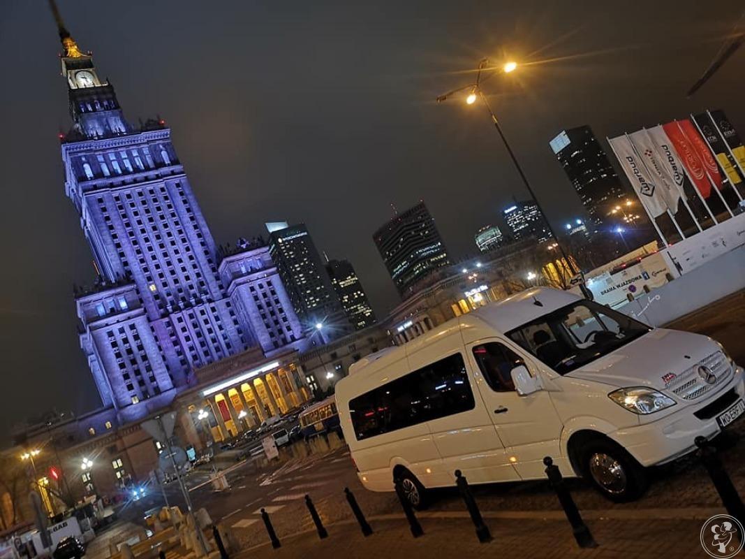 ERFIL TRANS Autokar i bus  na wesele, ślub, Piaseczno - zdjęcie 1