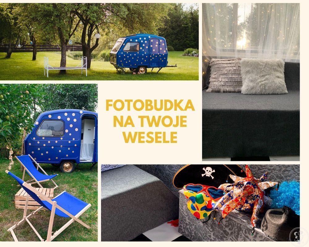 NIEZWYKŁA FOTOBUDKA W CAMPINGU NA TWOJE WESELE/ FOTOCAMPING, Gdańsk - zdjęcie 1