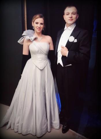 Koncert operowo operetkowy podczas wesela. Muzyka klasyczna, śpiewacy, Artysta Koluszki