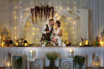Jak z obrazka - kompleksowe dekoracje ślubne   wypożyczalnia dekoracji, Dekoracje ślubne Łabiszyn