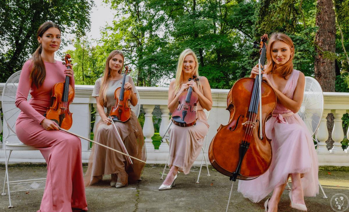 Love and Music-najpiękniejsza muzyka na ślub KWARTET SMYCZKOWY , HARFA, Warszawa - zdjęcie 1
