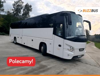 Wynajem autobusu / autokaru dla gości na wesele BUZZBus, Wynajem busów Dąbrowa Górnicza