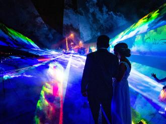 Pokaz laserowy na Waszym weselu , mega atrakcja - 5 laserów KVANT,  Stalowa Wola