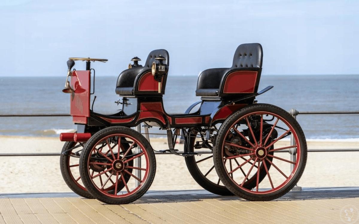 Ford Mustang Ford Mercury Standard Flying Benz 1886 do ślubu, Poznań - zdjęcie 1