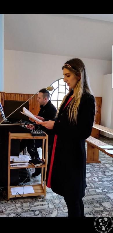 Oprawa wokalna ślubów i innych uroczystości - Gabriela Mroczka., Jasło - zdjęcie 1