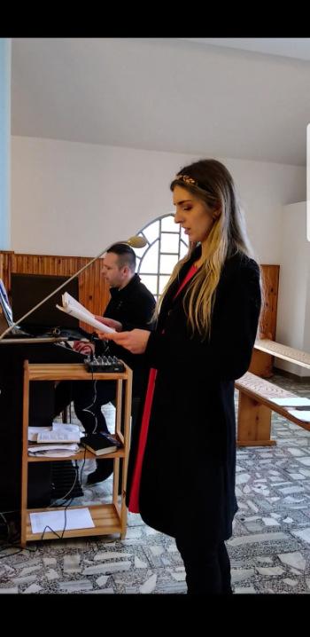 Oprawa wokalna ślubów i innych uroczystości - Gabriela Mroczka., Oprawa muzyczna ślubu Jasło