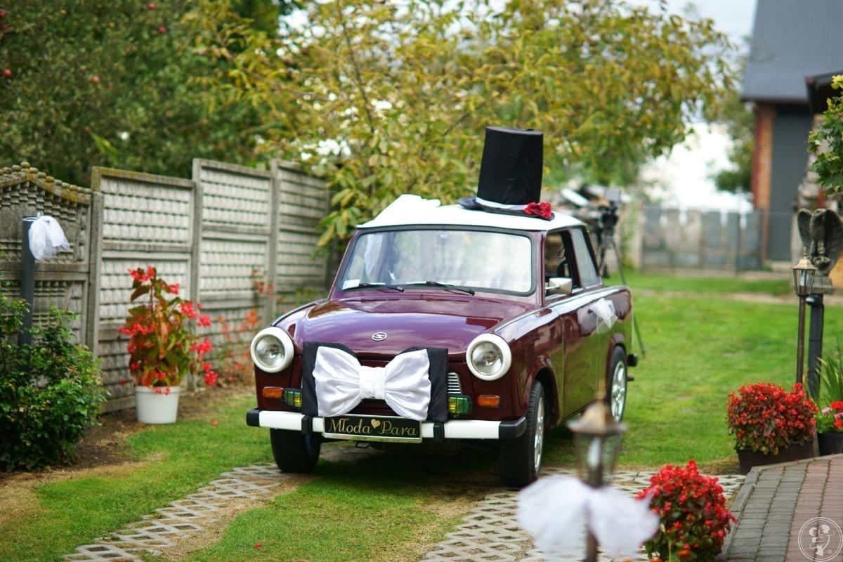 Auto do ślubu w stylu retro, Mielec - zdjęcie 1