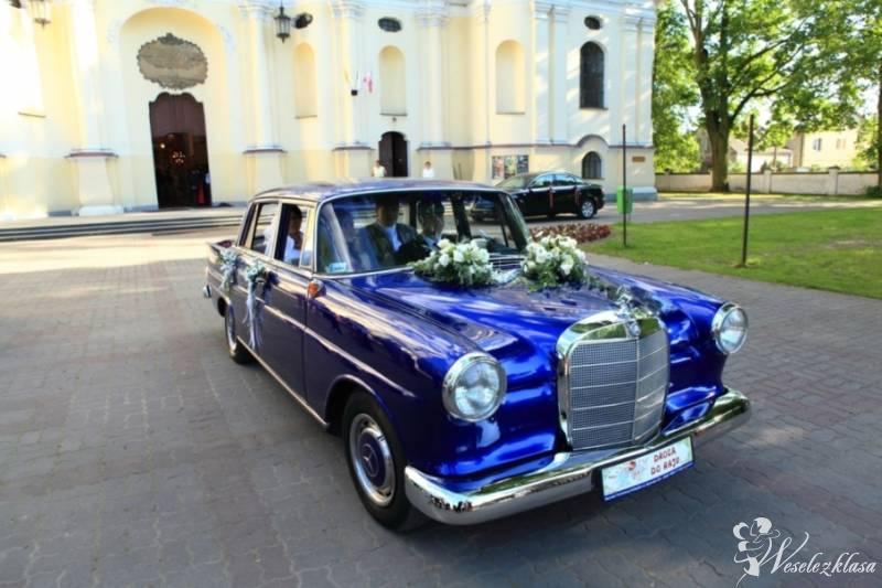 Zabytkowy Mercedes Skrzydlak. Retro auto do ślubu, Kobyłka - zdjęcie 1
