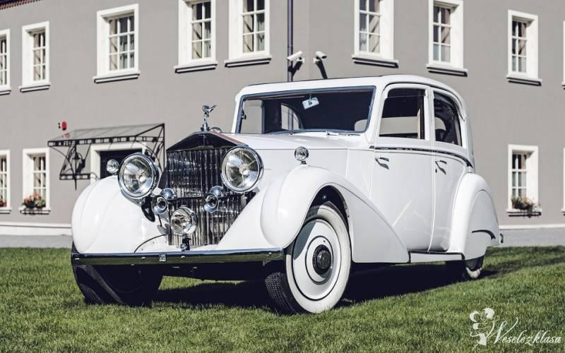 Auto do ślubu z Muzeum Motoryzacji Zamek Topacz, Ślęza - zdjęcie 1