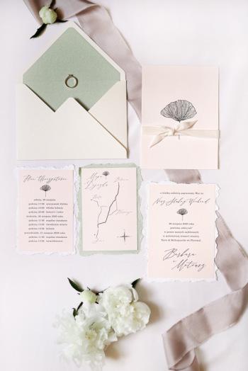 Szelest Pracownia Papieru luksusowa papeteria, Prezenty ślubne Turek