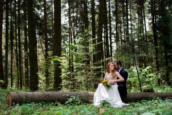Fotografia ślubna / Wydruk zdjęć podczas wesela / Fotobudka, Fotograf ślubny, fotografia ślubna Skalbmierz