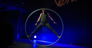 Mikołaj Kubowicz - Cyr Wheel / Circus Arts, Artysta Kraków