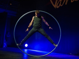 Mikołaj Kubowicz - Cyr Wheel / Circus Arts,  Kraków