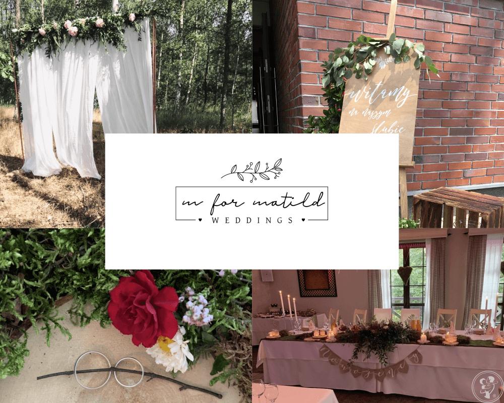 MforMatild Weddings - wyjątkowa oprawa wyjątkowego dnia, Czeladź - zdjęcie 1