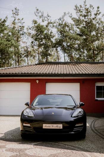 Auto do ślubu - Porsche Panamera 4s , Audi Q8, Jaguar XE, Samochód, auto do ślubu, limuzyna Wronki
