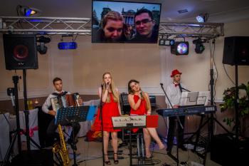 Zespół z wodzirejem B.L.A.S.K, Zespoły weselne Pleszew