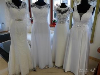 Studio AŻ - Suknie ślubne używane, Salon sukien ślubnych Gdynia