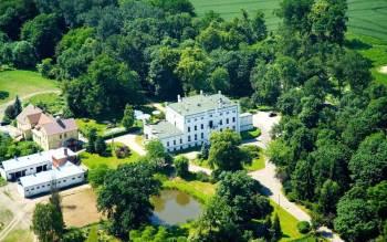 Pałac Bałoszyce, Sale weselne Susz