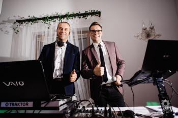 DJ PAWROY Duet - obsługa imprez okolicznościowych, DJ na wesele Płońsk