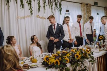 Dedykowane dekoracje ślubne i weselne, Dekoracje ślubne Zawiercie