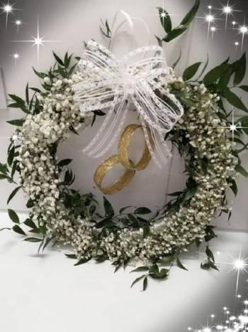Kwiaciarnia Oliwia, Dekoracje ślubne Sanok