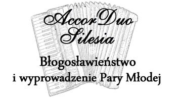 BŁOGOSŁAWIEŃSTWO I WYPROWADZENIE PARY MŁODEJ 2020 /2021r, Oprawa muzyczna ślubu Sosnowiec