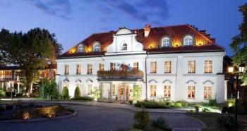 Hotel Pałac Czarny Las ****, Sale weselne Częstochowa