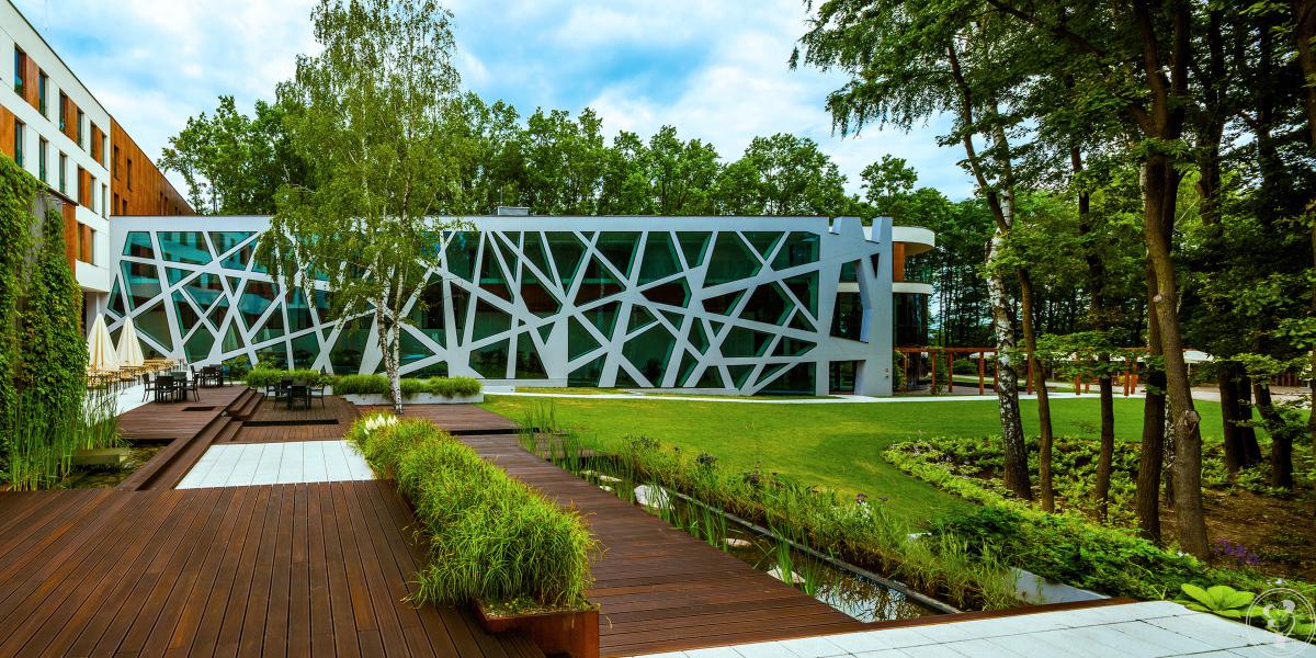 Hotel NARVIL Conference & Spa - designerski nad jeziorem pod Warszawą., Warszawa - zdjęcie 1
