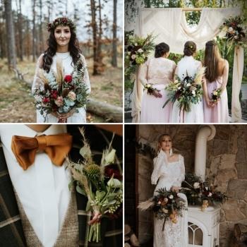 Fabryka Zieleni   pracownia florystyczna, Dekoracje ślubne Rydułtowy